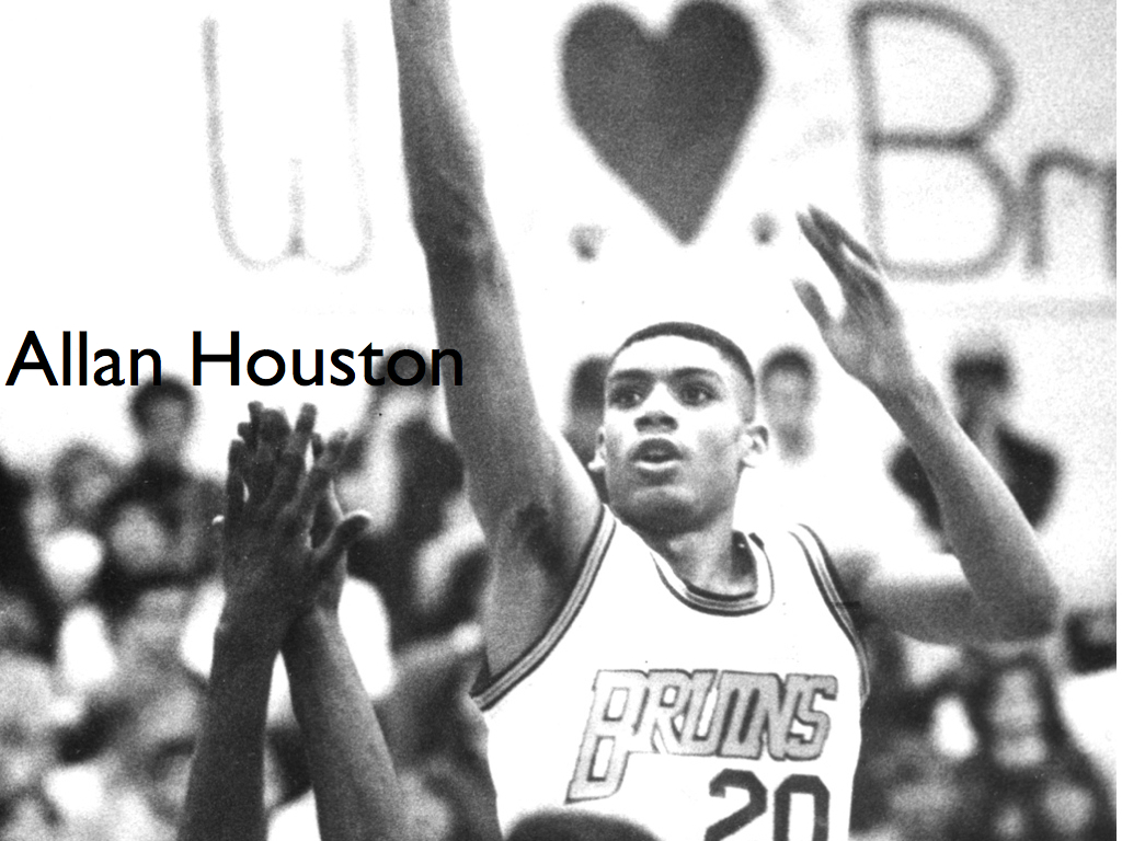 Allan Houston – Kentucky High School Basketball Hall of Fame KHSBHF